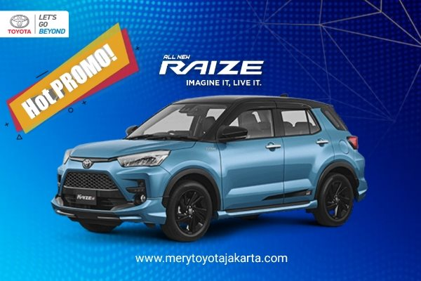 All New Raize